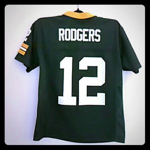 Green Bay Packers NFL Authorized Football Jersey